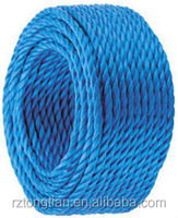 nylon material and braided rope type climbing rope
