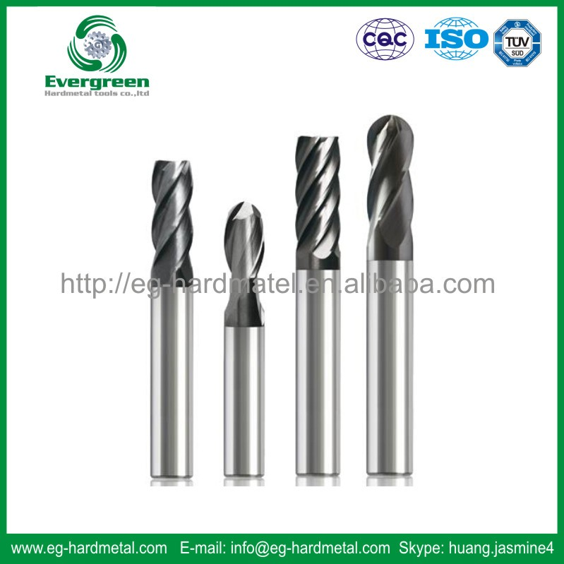 CNC Cutting Tools Square End Mills,Carbide Cutting Tools End Mill Cutter