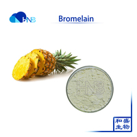 GMP Factory Supply 100% Natural Organic Bromelain 150977-36-9 From Pineapple Extract