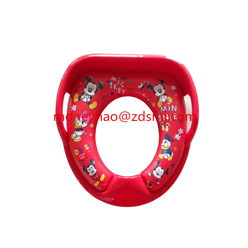plastic baby potty chair/baby potty toilet seat/kids potty training