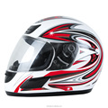 2017 year new style red motorcycle helmet for motobike racing
