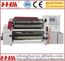 HH1300E Plastic film slitting rewinding machine