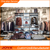 good quality clothes shop display furniture clothes rack