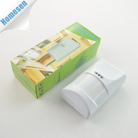 Home Security Battery Operated EV1527 Wireless PIR Alarm Sensor