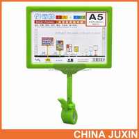 A3 A4 A5 Plastic Snap Frames Advertising Display Poster Pop Bid Frame