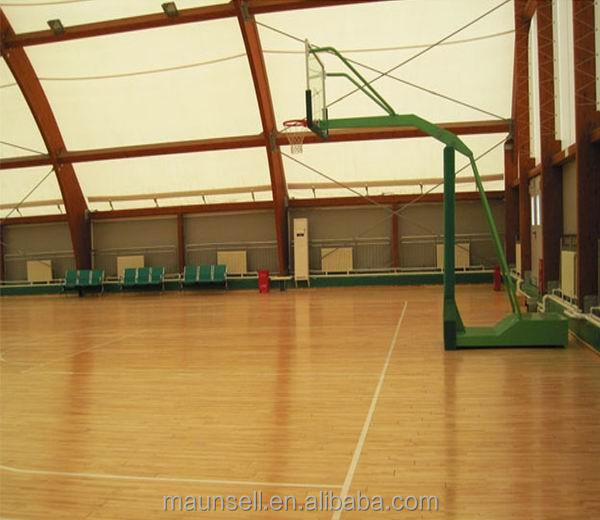 IFBA approved Basketball synthetic vinyl sports court flooring