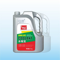 2L red/green engine radiator coolant