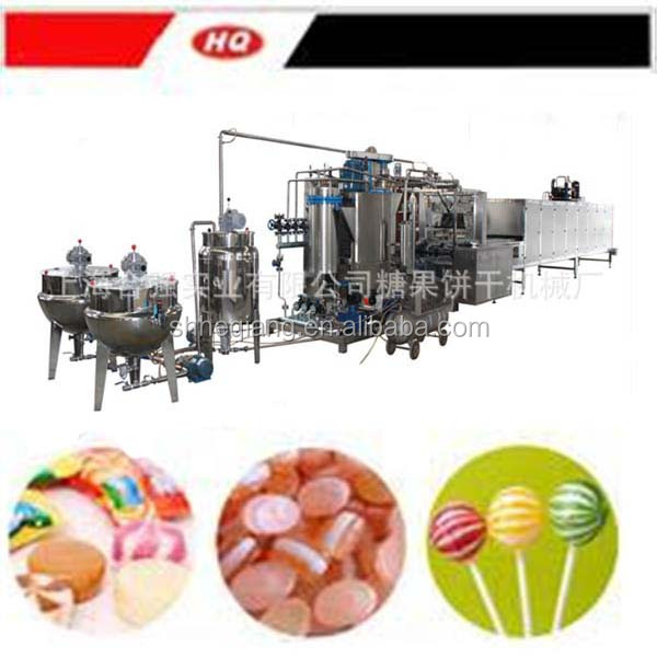 Automatic candy making machine /candy production line