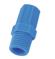plastic tube connector 4mm pneumatic connection fitting
