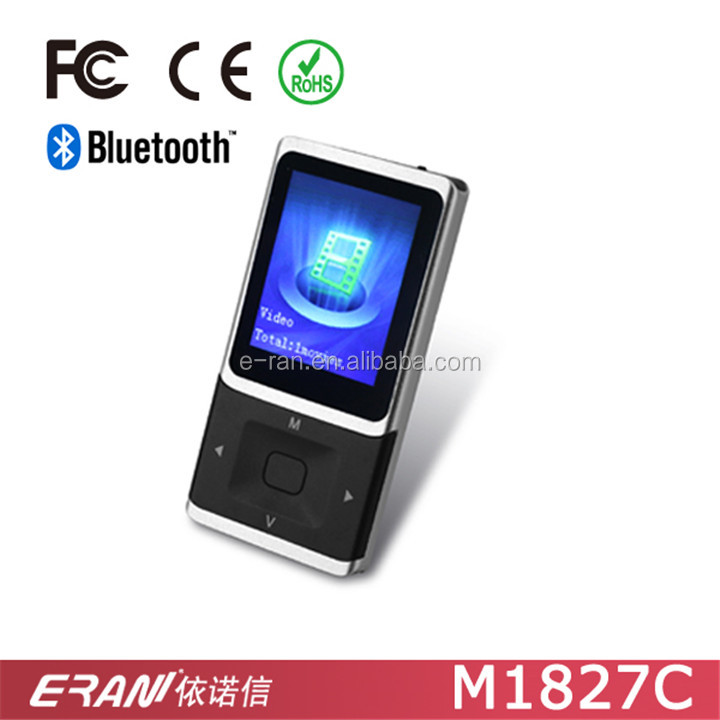 High Sound Quality Digital Music Player, New Arrival Digital MP4 Music Player Support Pedometer