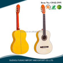 fashion colorful China cheap classic guitar
