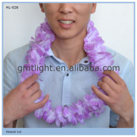 hot selling blue and yellow leis