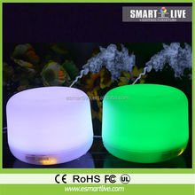 Top hot USB Rechargeable wireless humidifier- Cool Mist working with Air Aroma diffuser & LED
