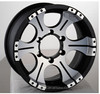 F9765 CHINA MANUFACTURE CUSTOME MADE WHEELS CAR ALLOY WHEEL RIMS