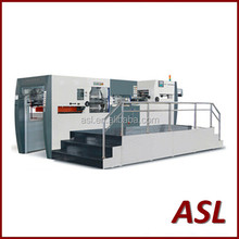 Fully Automatic die cutting and creasing machine with stripping