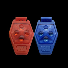 HOT sale safety Bicycle Light clip for outdoor events Night riding