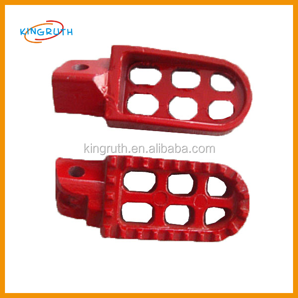 China hot sale cheap motorcycle parts footrest