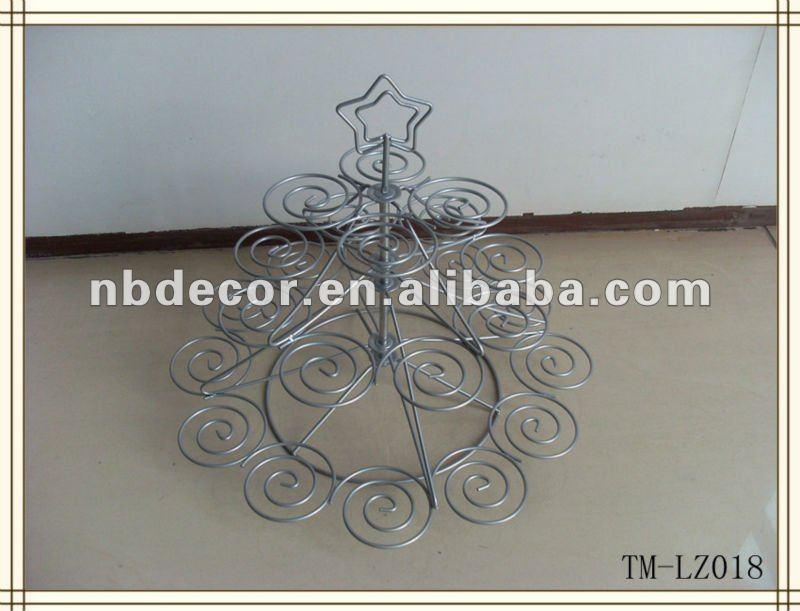 2012 New design wire cake stand