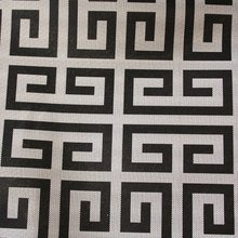 printed Embossed PVC synthetic leather for bags, decorative china leather