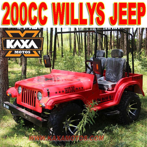 Adults Mini Jeep ATV 200cc
