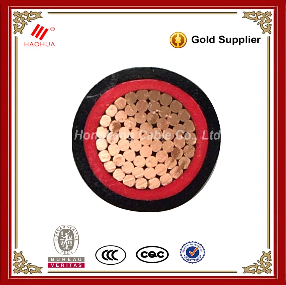 No. 2009 - TUV & CB 450/750V Low voltage Copper conductor XLPE PVC electric cable 1.5mm 2.5mm single core cable