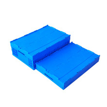 Good Quality Plastic Collapsible Multipurpose Box for Storage