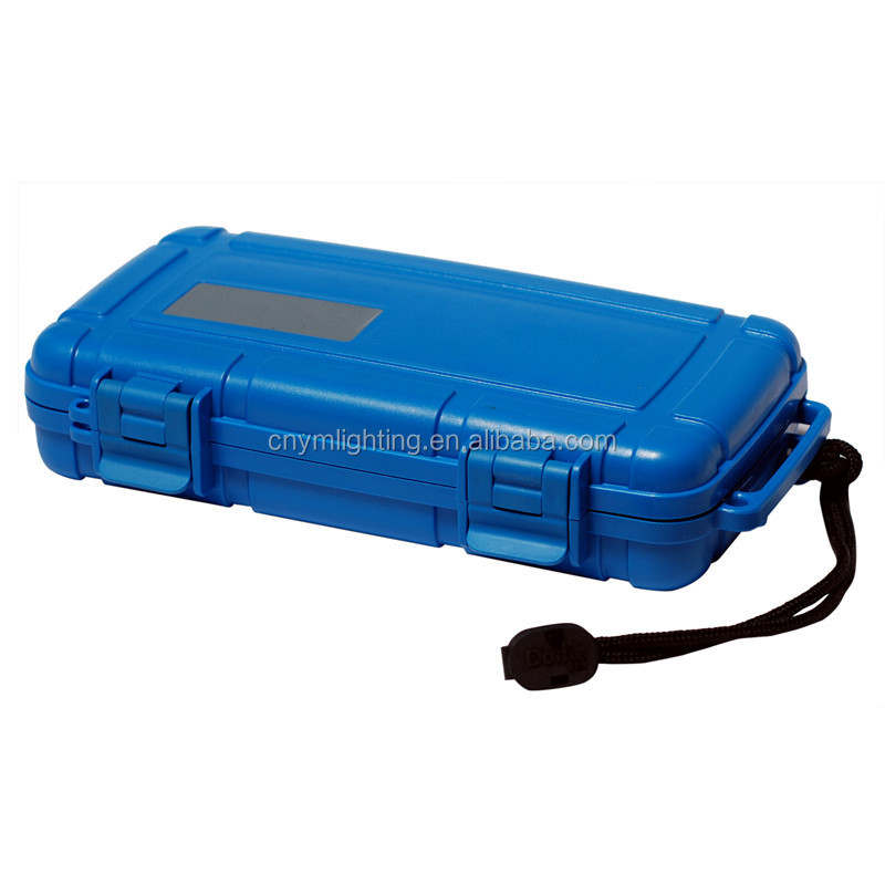 D7001 IP68 Small Plastic Waterproof Tool Box