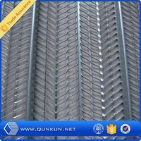 Rib Lath/Galvanized steel rib lath for concrete reinforcement for the concrete formwork