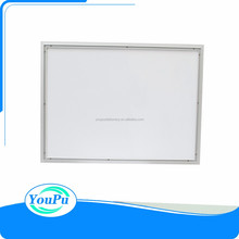 Customized sizes magnetic white writing board teaching whiteboard with aluminum frame/wood frame