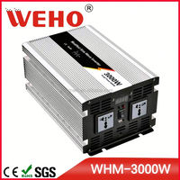 Discount high quality 24v 220v 3000w on grid inverter