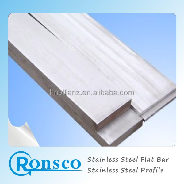 Cheapest Price 201/304l/316L/321/304 stainless steel flat bar
