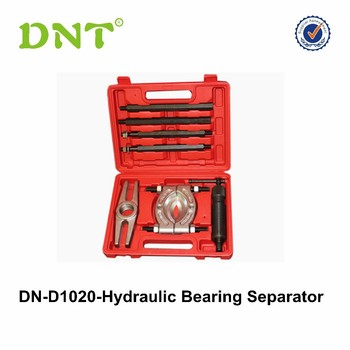 High quality factory Hydraulic Bearing Separator Set 10pc - Hydraulic Gear Puller balancer puller tool set
