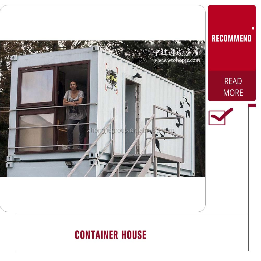 australian standards container shop / prefabricated houses china factory