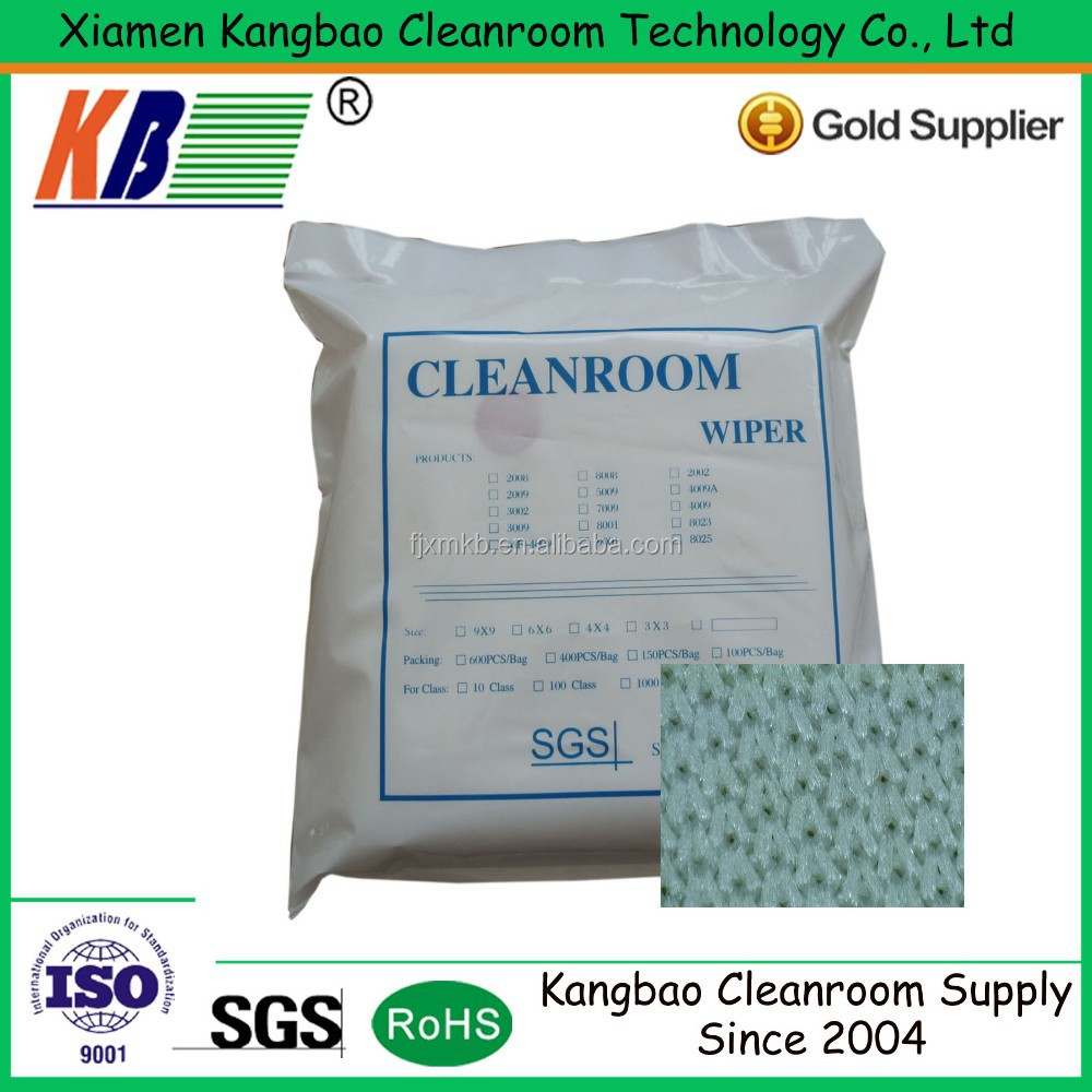 100% Polyester Industrial wipes KB-2009 170gsm