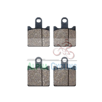 wholesale motorcycle disc brake pads AC146 for KAWASAKI-ZX6RZ 1000 ;Z 1000 ABS (ZR 1000 C7F/C8F/C9F) AC146
