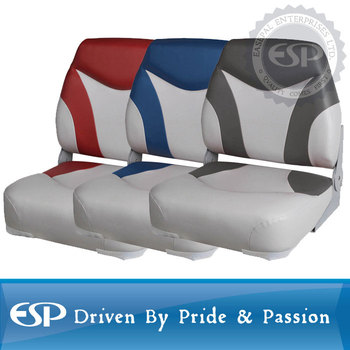 Luxury Comfortable Pontoon Boat Seats