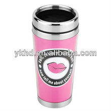 450ml stainless steel and acrylic tumbler with paper insert