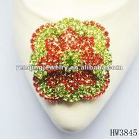 2012 NEW rhinestone lady shoe buckle