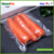 Embossed plastic vacuum sealer bag for food