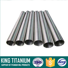 Welded CP2 Titanium Pipes and Tubes range from OD 6.35mm to OD 1500mm