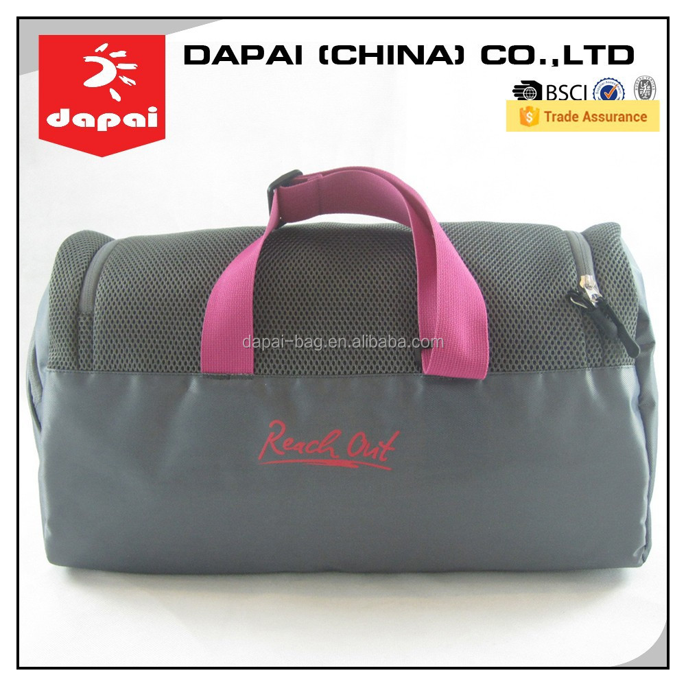 Waterproof Duffel Bag With Secret Compartment