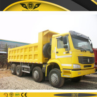 12 wheels dump trucks with 30 Ton loading capacity for sale