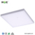 P0606-40W China Wall Surface Mounted Ultra Slim Square 36W 40W LED Panel Light 62X62 600X600 Price