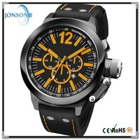 Brand men discount brand watches big dial buy watches made in china