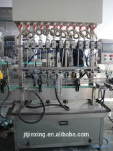 High frequency shanghai factory automatic 1 liter plant&animal oil liquid bottle filling machine with Rohs