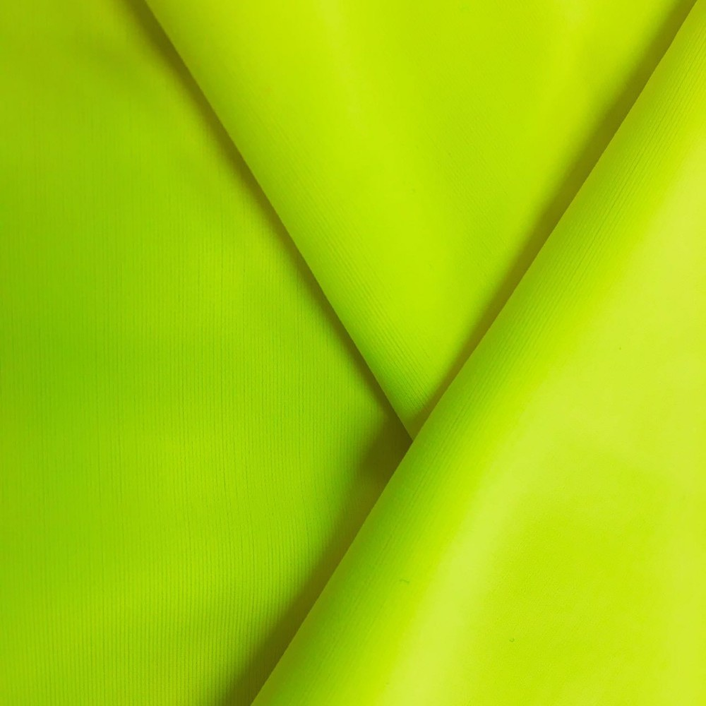 85% polyester 15% spandex elastane fabric knitted stretch fabric