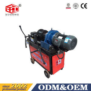 Manufacturer Direct Sale Rebar Thread Rolling Machine