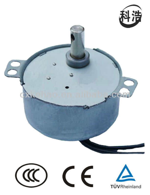 4W AC synchronous motor 49TYJ(TUV, CE)