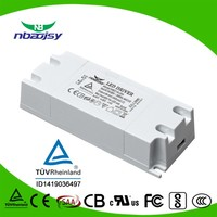 CE RoHs approved Commercial light led driver