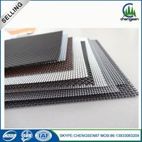 bullet-proof security king kong mesh stainless steel bug screens